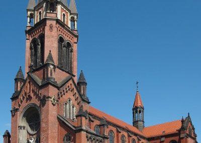 Bazylika katedralna Wniebowzięcia NMP w Sosnowcu