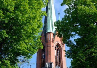 Katedra św. Apostołów Piotra i Pawła w Gliwicach