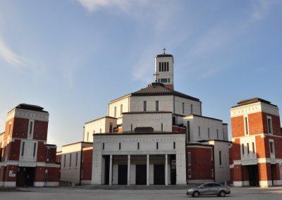 """Centrum Jana Pawła II """"Nie lękajcie się"""" w Krakowie"""