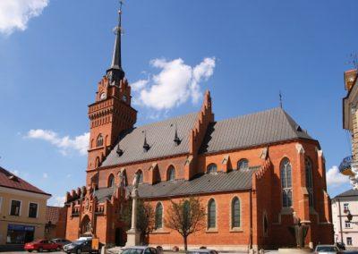 Bazylika katedralna Narodzenia NMP w Tarnowie
