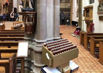 Birmingham Cathedral, England