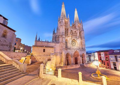 Burgos Cathedral Spain