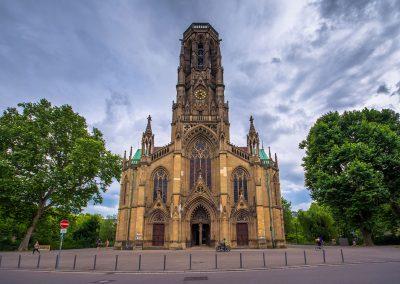 Katedra w Stuttgarcie